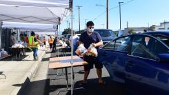 Distrito Escolar Kern High inicia la distribución gratuita de comidas de verano