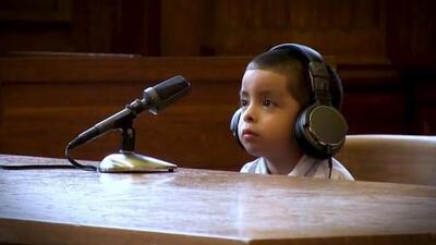 Un juez promovido por Trump amenazó a un niño de 2 años con soltar a un perro si no guardaba silencio en la corte