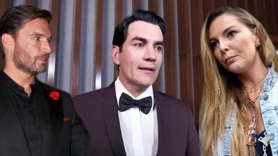 David Zepeda habla sobre los problemas de Julián Gil y Marjorie de Sousa