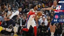Los Nuggets vencen a los Pistons y llegan a las 40 victorias