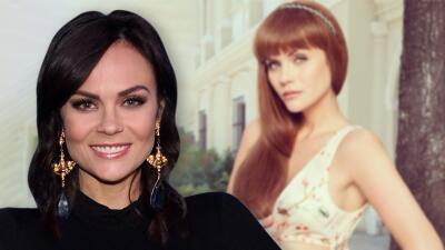 Laura Carmine ya no quiere ser villana de telenovela