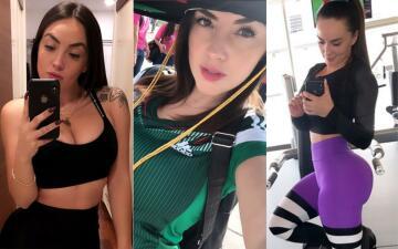Daly Marithe, una modelo que es motivación para América en Copa y Liga MX