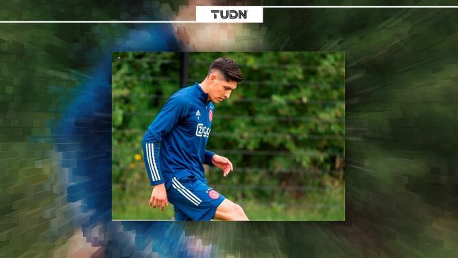 Recibe Edson Álvarez críticas tras juego de pretemporada con Ajax