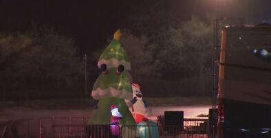 Comienza nueva aventura navideña y familiar en el Soldier Field para disfrutar sin bajar del auto