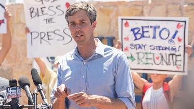 Beto O'Rourke, el candidato demócrata al senado federal por Texas que quiere hacer historia
