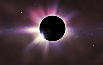 ¡El primer eclipse solar del año trae amor, fortuna y salud para todos!
