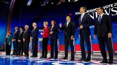 ¿Qué candidato puede ganar a Trump tras el tercer debate demócrata?