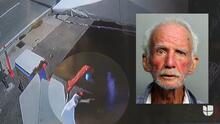 Arrestan a hombre en Miami captado en video apuñalando a un vendedor de flores