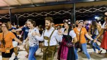 Cancelan el popular festival alemán Oktoberfest en Fredericksburg, Texas debido al coronavirus