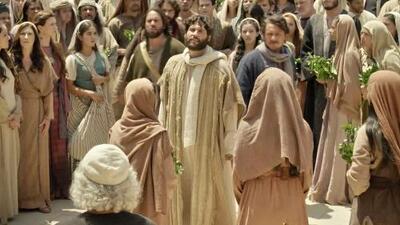 Caifás ordenará el arresto de Jesús