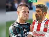 Oribe elogia a Chicharito y compara su situación en Chivas con la de Hernández en Galaxy