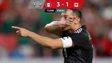 Futbol Retro | México ganó y avanzó a cuartos de final