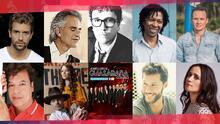Escucha la música de los nominados a Álbum del Año en Latin GRAMMY
