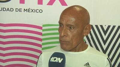 Miguel Ángel Vargas: única persona que ha corrido las 35 maratones de la Ciudad de México