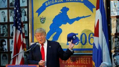 Trump and his Future Relationship with Cuba after the Death of Fidel