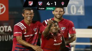 FC Dallas aplasta a Colorado Rapids con goleada 4-1 en la apertura de la Semana 12