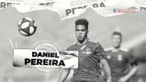 El venezolano Daniel Pereira fue el primer seleccionado en el SuperDraft