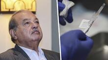 Fundación Slim firma acuerdo para llevar vacuna contra el covid-19 a América Latina