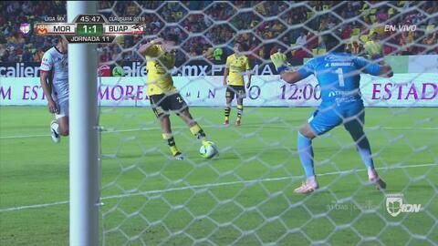 ¡Ferreira 'fusiló' a Rodríguez y llegó el empate de Monarcas!