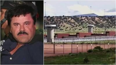 Esta es la cárcel donde Joaquín 'El Chapo' Guzmán pasará el resto de su vida