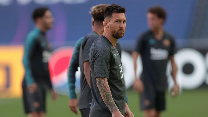 Hincha del Stuttgart reúne fondos para fichar a Messi