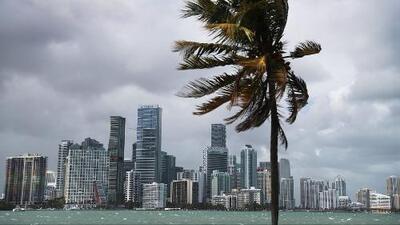 Miami tendrá un inicio de semana con temperaturas cálidas y posibilidad de lluvias