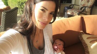 Viviana Ortiz muestra a su beba en redes sociales