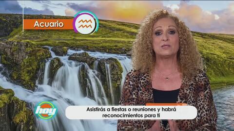 Mizada Acuario 18 de abril de 2016