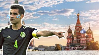 Rafa Márquez se libra de la justicia, pero queda fuera del Mundial de Rusia 2018