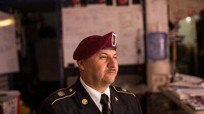 El búnker de Tijuana donde un veterano da cobijo a otros militares deportados