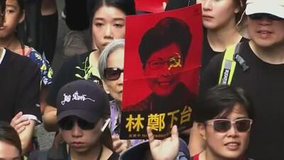 Facebook and Twitter say China spread disinformation on Hong Kong
