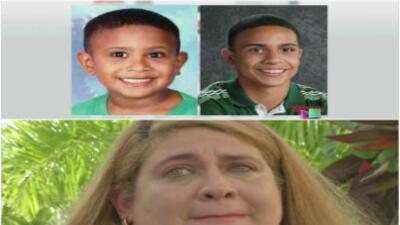 Madre de Rolandito sigue con esperanzas de abrazar a su hijo