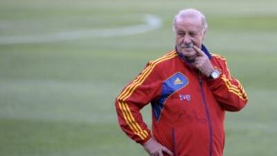 Del Bosque le daría el Balón de Oro a Ribéry antes que a Messi y Cristiano