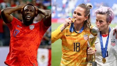Sugieren enviar al equipo femenino al mundial masculino de fútbol para que puedan ganar