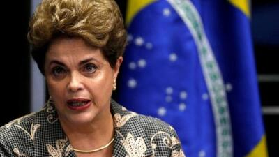 """Dilma Rousseff, juzgada en el Senado: """"Destituirme es someterme a una pena de muerte política"""""""