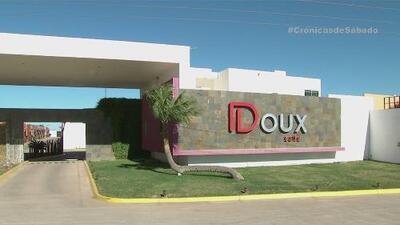 """Los últimos momentos de """"El Chapo"""" en el motel Doux"""