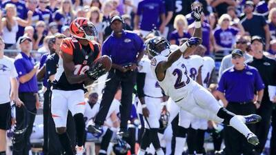 Highlights Semana 1: Cincinnati Bengals vs. Baltimore Ravens