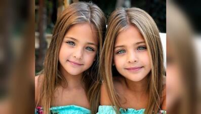 """Ya no es una, ahora son dos las niñas """"más bellas del mundo"""""""