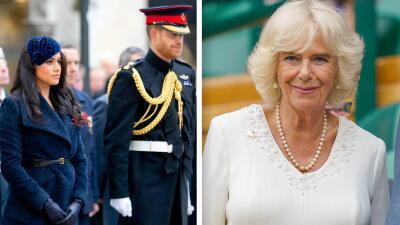 Reportan que Camilla Parker está delicada de salud: no llegó a un evento con Meghan Markle y el príncipe Harry