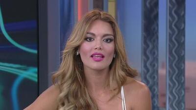 Zuleyka Rivera confesó que se aburre muy rápido de sus parejas!