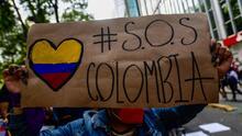 Gobierno de Colombia dice que está dispuesto a negociar y a llegar a acuerdos con el comité del paro