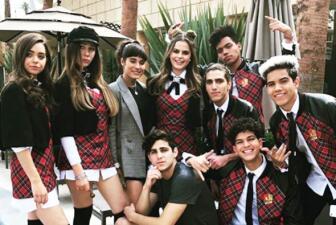 Dos ex-RBD y un ex Onda Vaselina están entre los profesores de la nueva versión de 'Rebelde', conócelos