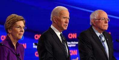 Del sexismo a quién puede derrotar a Trump: los puntos del último debate demócrata antes del caucus de Iowa