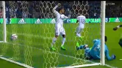 Fredy Montero adelanta a Vancouver en el clásico ante su ex equipo con gol de cabeza