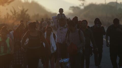 México asegura que no recibirá en la frontera a ningún repatriado que no sea ciudadano mexicano