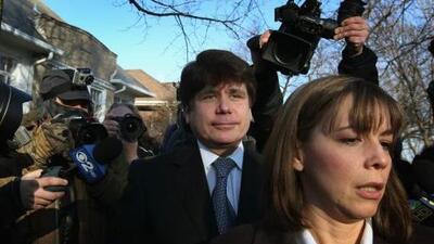 Rod Blagojevich solicitó a la Corte Suprema que escuche su apelación