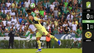 Desenlace de Fieras: León cayó con América pero calificó a la Final ante Tigres