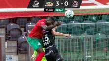 Omar Govea reaparece en derrota del Zulte Waregem