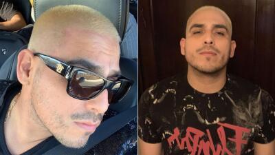 J Balvin, Maluma, Chicharito o Layún: ¿a quién se parece Espinoza Paz con su nuevo 'look'?