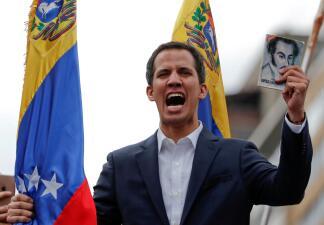 Crisis en Venezuela, fin del cierre del gobierno de EEUU y la 'luna de sangre': las noticias de la semana en 7 fotos
